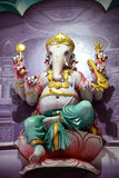Lord ganesha. Close up of lord ganesha Royalty Free Stock Photo