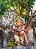 Lord Ganesha dans Pokhara photos libres de droits