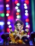 Lord Ganesha arkivfoton