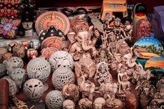Lord Ganesha entre otros dioses imágenes de archivo libres de regalías