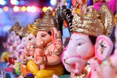 Free Lord Ganesha Ganesh Chaturthi Royalty Free Stock Photography - 125521707
