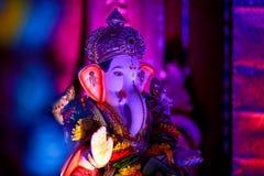 Lord Ganesha , Ganesha Festival. India stock photo