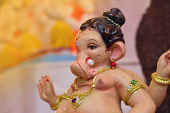 Lord Ganesha royalty free stock photography