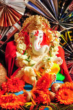 Lord Ganesha. This God of knowledge and the remover of obstacles is also the older son of Lord Shiva. Lord Ganesha is also called Vinayak ( knowledgeable ) or Royalty Free Stock Image