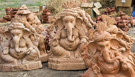 Lord Ganesha Idol Stock Images