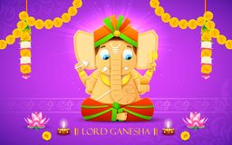Lord Ganesha Stock Images
