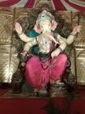 Lord Ganesha in India festivals Royalty Free Stock Photography