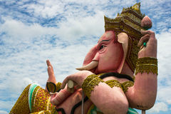 Lord Ganesha is located in Thailand Royalty Free Stock Photos