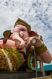 Lord Ganesha lokaliseras i Thailand Fotografering för Bildbyråer