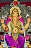 Lord Ganesha at Mumbai Stock Photography