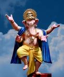 Lord Ganesha - Tanzen stockfotografie