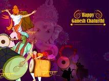 Free Lord Ganpati For Happy Ganesh Chaturthi Festival Celebration Of India Royalty Free Stock Images - 97997469