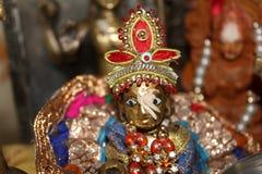 Lord Gopal santo foto de archivo libre de regalías