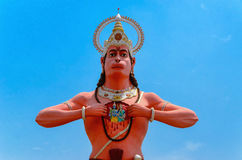 Lord hanuman Stockfoto