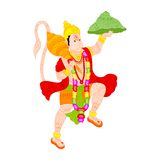 Lord Hanuman Royalty Free Stock Images