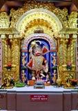 Lord Hanuman - India Stock Afbeeldingen