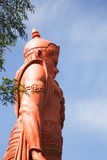 Lord Hanuman statue at Jakhoo Temple Stock Image