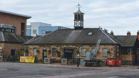 Lord High Constable de l'Angleterre Wetherspoon photo stock