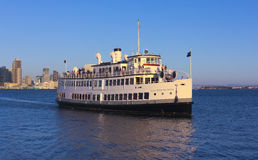 A Lord Hornblower Dinner Cruise, San Diego Royalty Free Stock Photography