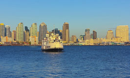 A Lord Hornblower Dinner Cruise, San Diego Stock Images
