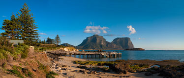 Lord Howe Island Royalty Free Stock Image