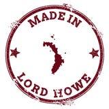 Lord Howe Island-Dichtung Lizenzfreie Stockbilder