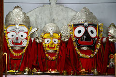 Lord Jagannath imagem de stock royalty free