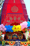 Lord Jagannath Iskon Royalty Free Stock Images