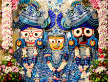 Lord Jagannath Royalty Free Stock Photos