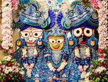 Lord Jagannath Royalty Free Stock Photos