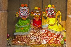 Lord Jagannath Stock Photos