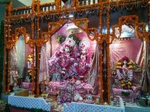 Lord Krishna lizenzfreies stockfoto