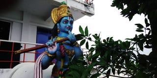 Lord Krishna stockbilder