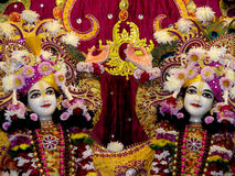 Lord Krishna Royalty-vrije Stock Foto's