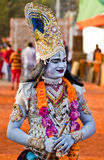 Lord Krisna Royalty Free Stock Image