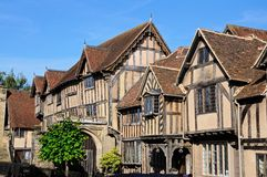 Lord Leycester Hospital, Warwick. Stock Images