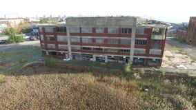 Lord Line Building Kingston på skrov stock video