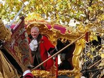Lord Mayor Peter Estlin stock photography