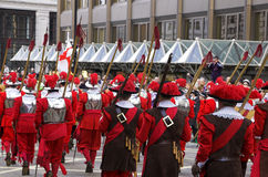 Lord Mayor's Show. City of London 2006 Royalty Free Stock Photo