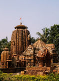 Lord Mukteshwara temple in Orissa Stock Image