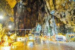Lord Muruga, Batu caves Kuala Lumpur, Malaysia. Royalty Free Stock Images
