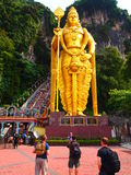 Lord Murugan Statue Royalty Free Stock Image