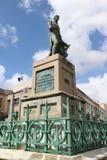 Lord Nelson Statue à Bridgetown, Barbade Photo libre de droits