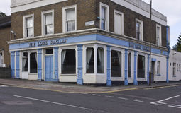 Lord Raglan gammal bar i London Arkivbilder