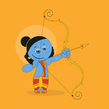 Lord Rama Stock Image