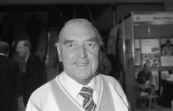 Lord Roy Mason Stock Image