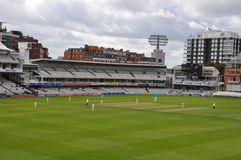 Lord's Cricket Ground in London Stock Image
