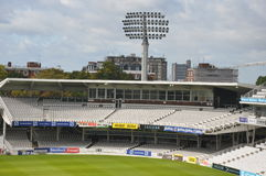 Lord's Cricket Ground in London Royalty Free Stock Image