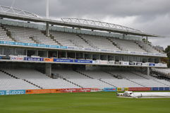 Lord's Cricket Ground in London stock photos