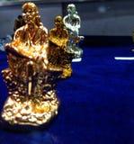 Lord Sai Baba Small Status. royalty free stock image